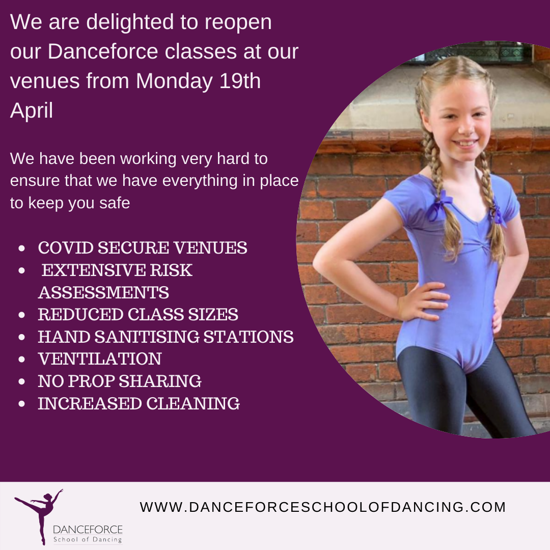 Returning to our venues for the new term!